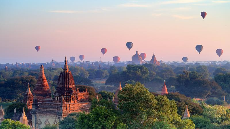 Top Destinations in Myanmar