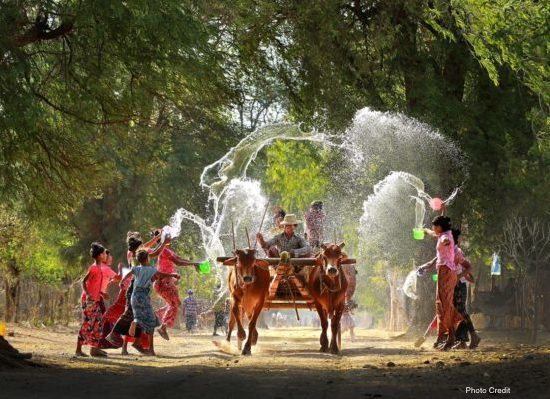 Most Visited Festivals In Myanmar